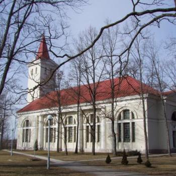 Krustpils baznīca