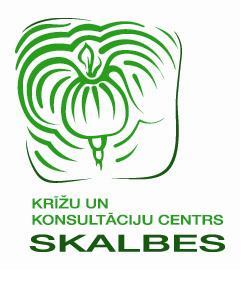 """""""SKALBES""""- Krīžu un Konsultāciju Centrs"""