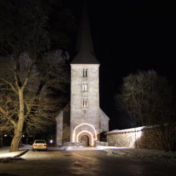 Jaunpils luterāņu baznīcas