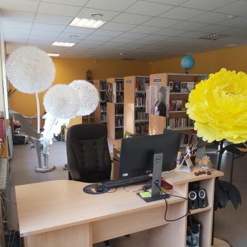 Vārmes pagasta bibliotēka