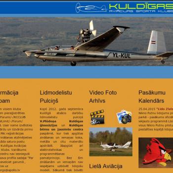 Kuldīgas Aviācijas Sporta Klubs